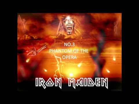 TOP 10 Mejores Canciones de Iron Maiden