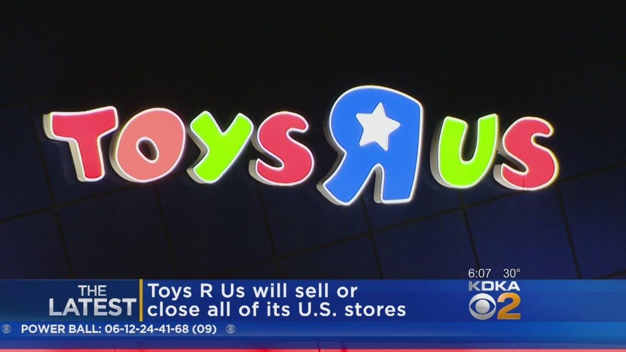 Stores liquidating inventory