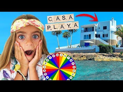 Si lo puedes deletrear te lo compro challenge casa en la playa las ratitas