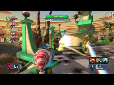 Plants vs. Zombies Garden Warfare #1 - เกมปลูกผัก น่ารักฟรุ้งฟริ้ง หรือเปล่า ?