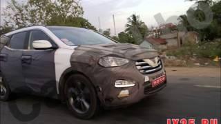 Обзор нового кроссовера Hyundai Creta Ix25 2016. Скоро в России.