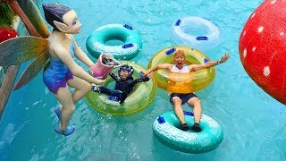 워터파크 물놀이 수영 말이야 가족여행 세부 제이파크 리조트 Family Tour Waterpark | 말이야와아이들 MariAndKids