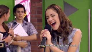 """Violetta - """"En mi mundo"""" (épisode 13) - Exclusivité Disney Channel"""
