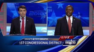 Full video: 2018 1st CD Granite State Debate