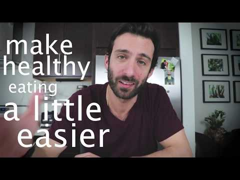 10 TIPS TO MAKE HEALTHY EATING EASIER.