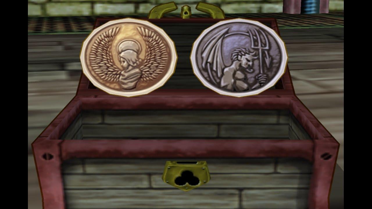 dark cloud 2 coins