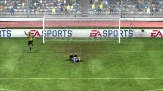 FIFA 11 : Penalty Kick Saving Tutorial