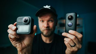 Reasons why I can't recommend the GoPro Max 😕 + BIG GIVEAWAY!