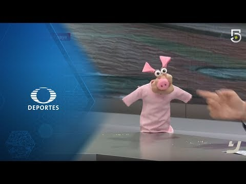 Lo mejor del Compayito en Rusia 2018   La Jugada del Mundial