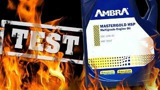 Ambra Mastergold HSP 15W40 Który olej silnikowy jest najlepszy?