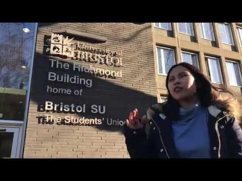 University of Bristol; Campus Tour