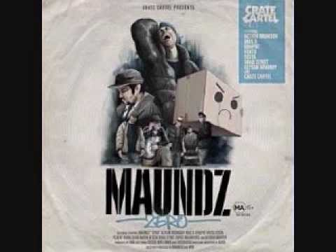 Maundz - Letters and Numbers feat. Crate Cartel