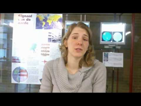 Ingrid about the Master's Programme Earth Structure and Dynamics at Utrecht University
