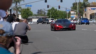 FIRST Customer Delivered Koenigsegg REGERA decided to TEASE EVERYONE!