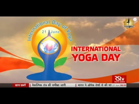 PM Modi performs asanas with thousands of yoga enthusiasts