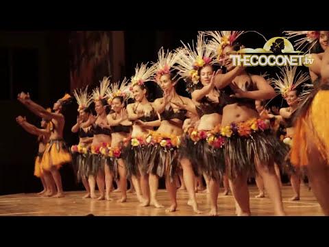 Cook Islands Te Maeva Nui 2015