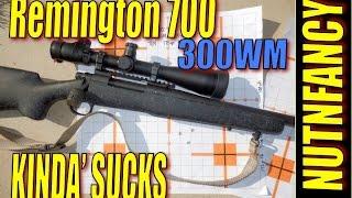 Why the Remington 700 Kinda