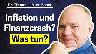 """Dr. """"Doom"""" Marc Faber: Finanzcrash? Inflation? Wo jetzt Geld anlagen?"""