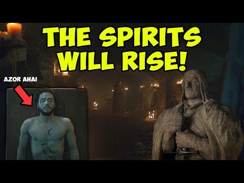 The Stark Kings Will RISE In The Crypt Of Winterfell! ⚔️ ULTIMATE THEORY 🐺