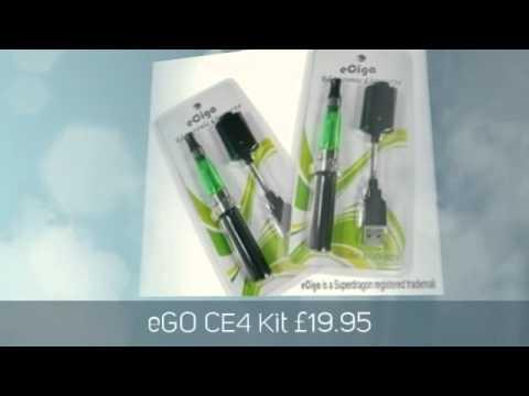 Best Electronic Cigarettes UK