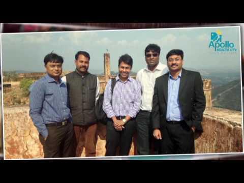 Wishing Future Success to Dr. Subha Reddy- Apollo Health city Hyderabad