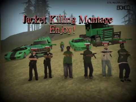 Jacket Killing Montage!