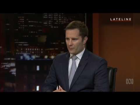 Lateline interview on Australia's migration policies