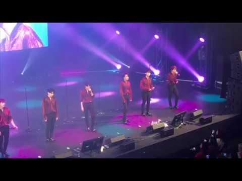 [Fancam] 171027 VIXX Shangri-la In Toronto - The Romance Is Over Live