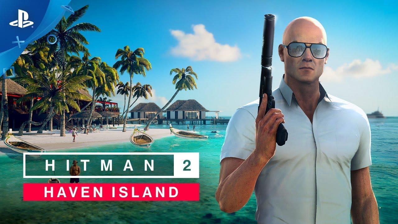 Hitman 2 - Haven Island Trailer | PS4