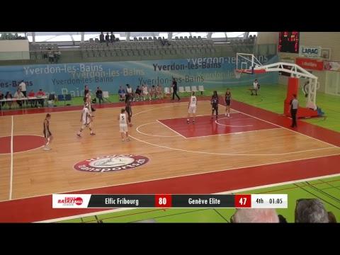 Season Opening: Fribourg vs. Genève