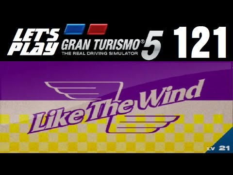 Let's Play Gran Turismo 5 - Part 121 - B-Spec Like the Wind