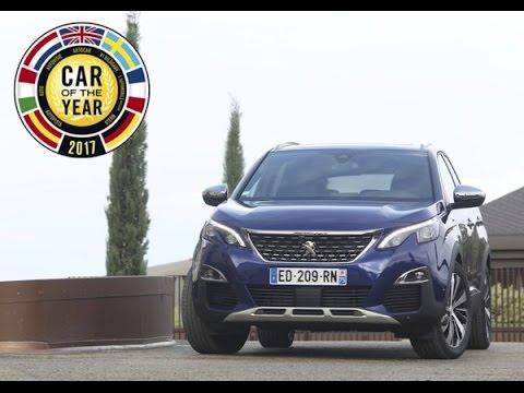 PEUGEOT 3008 - Car of the year 2017 // Voiture de l'année 2017