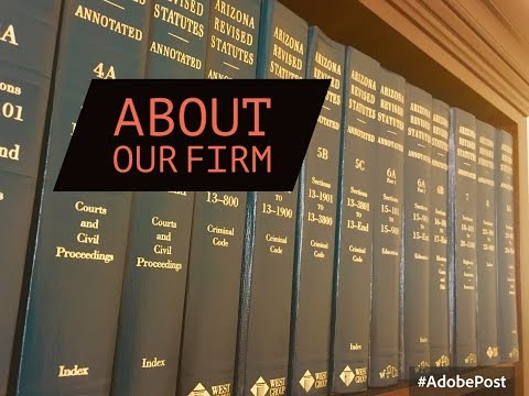 Arizona Law Firm: Alcock & Associates