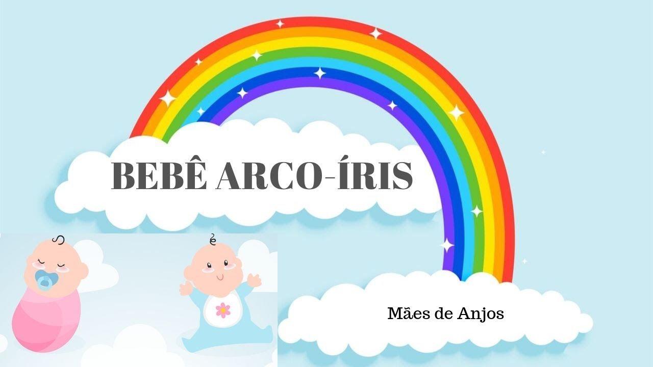 que significa bebe arco iris