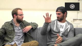 Repeat youtube video Talking With Soup- Seth Rollins