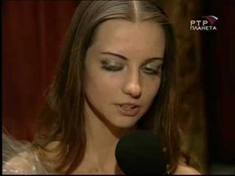 Nina Kaptsova in Spartacus