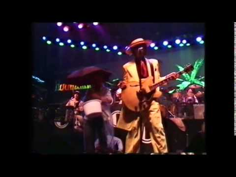 Kid Creole & the Coconuts Grugahalle Essen 17-10-1982