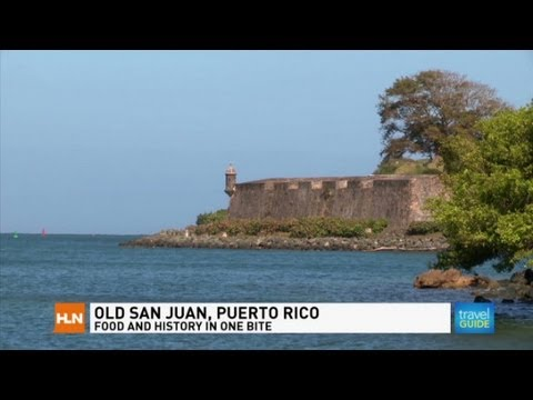 Take a Food and History Tour of Old San Juan, Puerto Rico