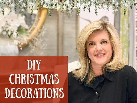 DIY Christmas Decorations | Christmas Decor