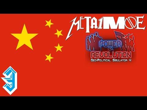 Free Tibet? #3 China als Terrorist - mit Malte - Politik-Simulator 4 Power & Revolution