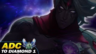 FOUND MY FREELO ADC | ADC to Diamond 1 (League of Legends)