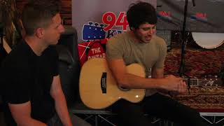 Morgan Evans Guitar Lesson at The Guitar Store in Seattle