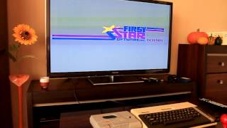 Real Atari 800XL at work and play