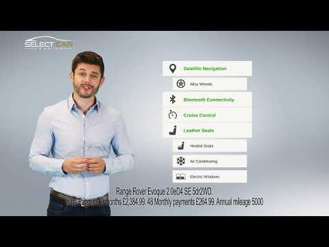 Select Car Leasing TV Advert