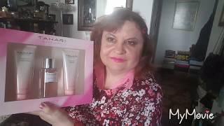 РОЗПАКУВАННЯ :TAHARI perfume set , весняний букет