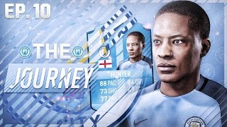 FIFA 17 The Journey Mode | THE BEST JOURNEY GOAL EVER! | Episode #10 (Manchester City)