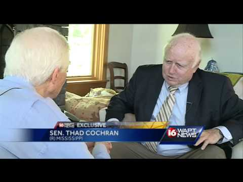 Preview: Thad Cochran sits down with Bert Case