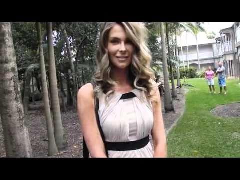 Jennifer Hawkins Sunshine Coast interview
