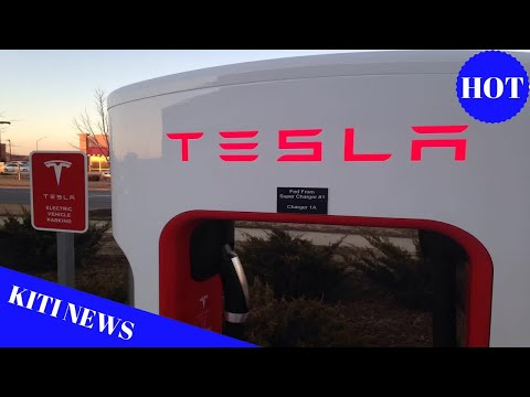Tesla will unveil Supercharger V3 later this summer