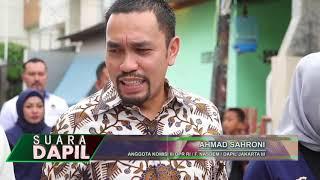 Suara Dapil Ahmad Sahroni
